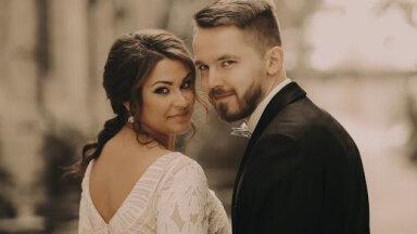 Lummavad fotod | Pruutpaarid on avastanud Tallinnas uue lemmikkoha pildistamiseks