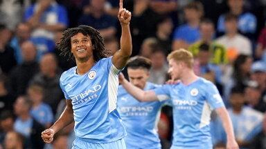 Manchester City kaitsja isa suri vahetult peale poja meistrite liiga debüütväravat