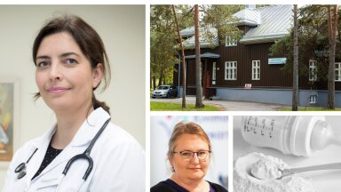 Молодая мать обманула семейного врача на десятки тысяч евро. Полученное мошенническим путем детское питание отправлялось в РФ