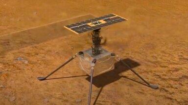 Первый внеземной беспилотник на Марсе: как проходят испытания?
