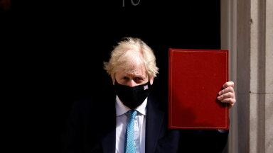 Johnson: India tüvi seab piirangute leevendamise kahtluse alla