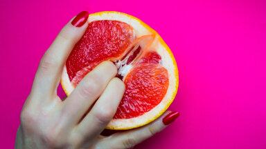 Kui tahad kogeda intensiivset naudingut üle kogu keha, peaksid proovima seda...