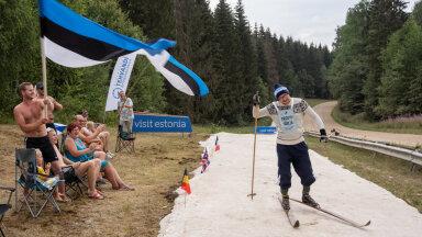 DELFI VIDEO RALLY ESTONIALT | Eesti on ralli- ja suusarahvas! Suusatajad tõid südasuvel Käärikule killukese Tartu maratonist