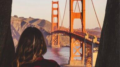 San Francisco Kuldvärava sild ehk Golden Gate on üks linna kuulsamaid tähiseid, mis pakub loendamatul hulgal pildistamisnurki.