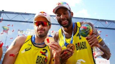 Bruno Schmidt ja Evandro Goncalves