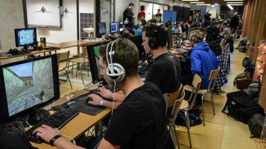 OTSE DELFI TV-s | Eesti suurim e-spordi võistlus on jõudnud finaalpäevani
