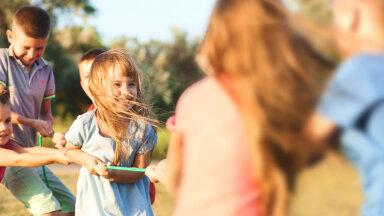 Nutikaid ideid! Kuidas korraldada lastega tore mängupäev käepäraste vahenditega?