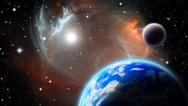 Kaugeid külalisi käib Päikesesüsteemis mitu korda aastas