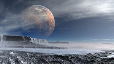 Suured planeedid võivad ajapikku väiksemaks pudeneda