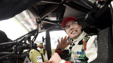 Jari-Matti Latvala oli oma jutustamisoskuse tõttu ajakirjanike lemmiklaps.