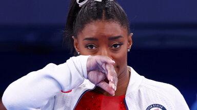 """Байлс об Олимпиаде-2020: """"Я дала спортсменам свободу высказываться о своем психическом здоровье"""""""