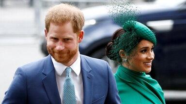 Kuningakoja paljastus: prints Harry arutas kuningannaga tema hüüdnime kasutamist juba Meghaniga tutvumise ajal