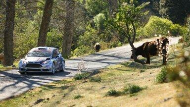 Eksmaailmameister oli 60-aastaselt lähedal MM-etapi comebackile WRC autoga