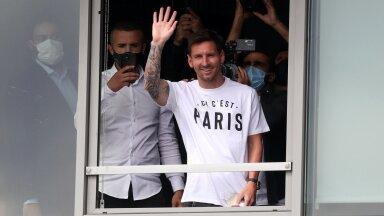 Lionel Messi üleminek PSG-sse sai selgeks tavapäratult kiiresti.