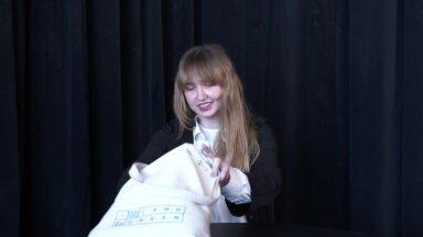 VIDEO | Mis teeks ERKI moeshow osaleja Susanna Blinda Kõgeli, kui ta ei õpiks moekunsti?