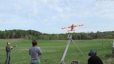 VIDEO: Üle 100 km lennanud Soome droon tungis sõbralikult Eesti õhuruumi