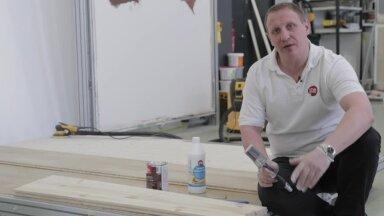 VIDEO | Nutikas nipp, kuidas enne lakkimist kaitsta puitpõrandat hilisema kolletumise eest