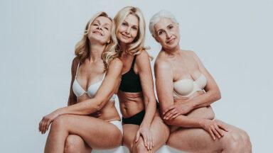 Pole tarvis häbeneda! 11 pealtnäha piinlikku muutust, mis vananedes naise kehaga toimuvad