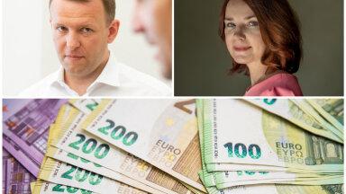 FAKTIKONTROLL | Kas Pentus-Rosimannuse tulumaksureform napsaks riigieelarvest 560 miljonit eurot, nagu väitis Läänemets?