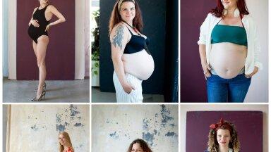 KAUNID KÕHUD | Imelised Eesti naised näitavad lapseootust kogu oma ilus!