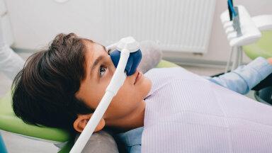 Laps kardab hambaarsti nagu tuld? Või sina ise? Sakala Hambaravi uus teenus aitab hirmuga toime tulla