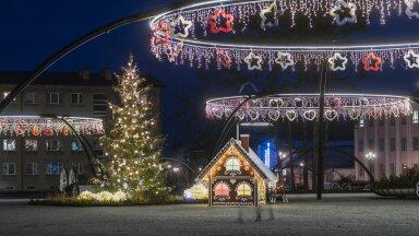 Jõulukuusk - Võru