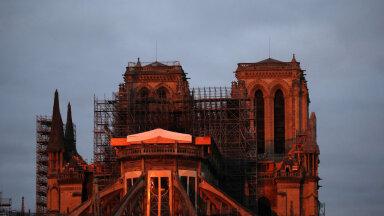Jumalaema kirik eile hommikul päikesetõusu ajal (Foto: AP)