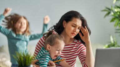 Kodukontor ajab hulluks? Aeg on lõunapausiks — see lihtne harjutus aitab sul uue hooga jätkata