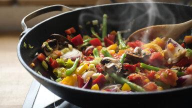 Tervislik toitumine polegi nii raske! Viis nippi, kuidas taljesõbralikumalt kokata