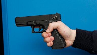 Püstol - pilt on illustratiivne.