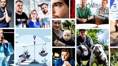 12 lugu nädalavahetuseks: Lihula tulistamises enim kannatanud pere lugu, Eesti esimesed miljardärid, elumuutev diagnoos
