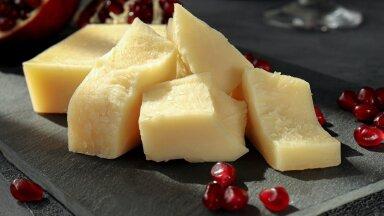 Kõvajuustu üllatav efekt: veel üks põhjus tarbida rohkem juustu