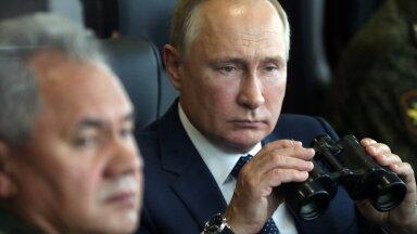 Putini hääletamiskampaania paiskas valla kahtluse: miks näitab riigipea kell nädalavanust aega?