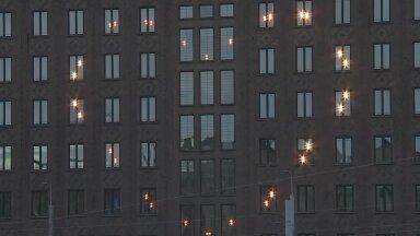 JÄRELVAADATAV   Tallinna teemaline valgusinstallatsioon