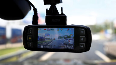 ОПРОС   В эстонской дорожной культуре одного видеорегистратора недостаточно