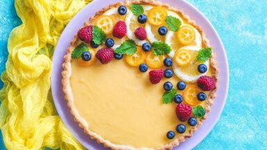 KOOGIRETSEPTID | Särtsu täis sidrun on kevadises magusas lihtsalt jumalik!
