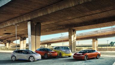 В Эстонии больше интересующихся электромобилями людей, чем доступных машин с электроприводами