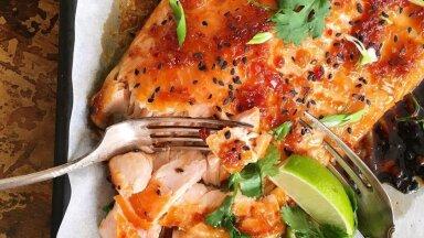 Лосось в глазури из чили и бурбона: новый изысканный рецепт от кулинарного блогера RusDelfi