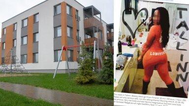 Несчастная любовь или сводничество? Африканки занимались проституцией в квартире под Таллинном