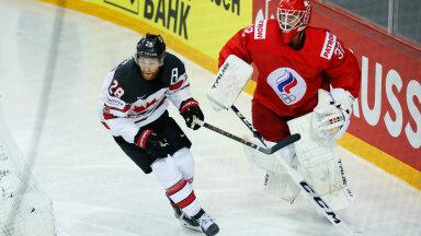 Матч Россия - Канада на чемпионате мира