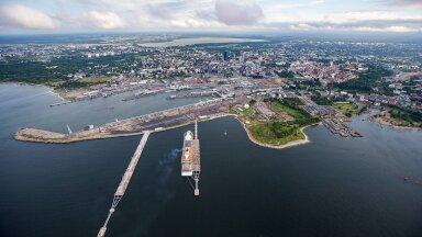 TALLINNA SADAM: Kui Tallink mingil hetkel lahkub, peavad siia saabuma uued laevad.