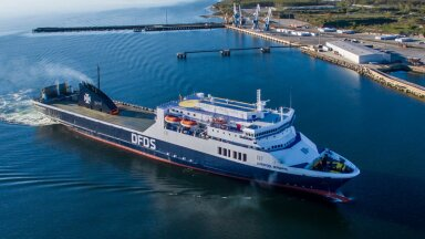 DFDS laev