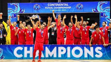 Чемпионат континента: Иран подтвердил статус фаворита