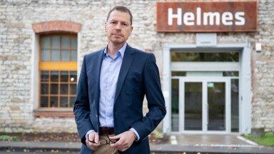 Tarkvarafirma Helmes juht Jaan Pillesaar