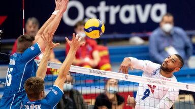Сенсация в волейболе: Олимпийские чемпионы из Франции всухую проиграли аутсайдерам на чемпионате Европы
