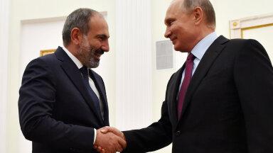 Armeenia peaminister palub Venemaalt sõjalist abi