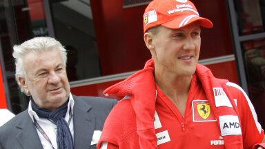 Willi Weber ja Michael Schumacher 2009. aastal