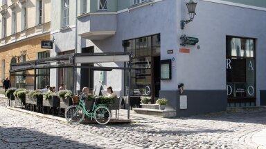 Restoran Rado avas uksed kriisi ajal, mis oli suur risk ja üllatas paljusid.