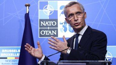 """Саммит НАТО: Россию призвали исключить США из списка """"недружественных стран"""". Подтверждено намерение принять Украину и Грузию в альянс"""