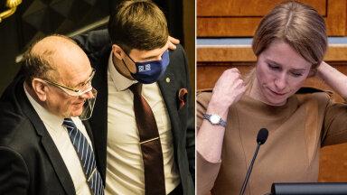Imre Sooäär: see oli rohkem kui alatu, kuidas Kaja Kallasega umbusaldusel käituti